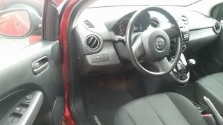Mazda Mazda2 Sport Rojo Vino 2014