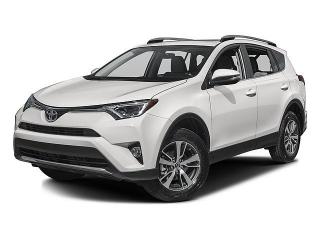 Toyota Rav4 XLE Blanco 2016