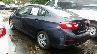 Chevrolet Cruze LS Negro 2016