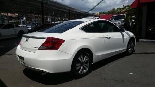 Honda Accord Cpe EX Blanco 2012