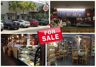 For Sale Deli-Coffee, Bakery & Ice Cream Shop Leasehold & Operations in