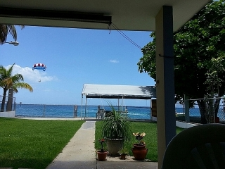 Beachfront House in Rincon, Puerto Rico