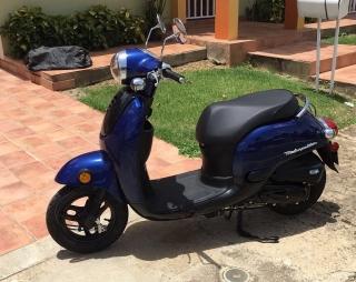 Motora Honda MC