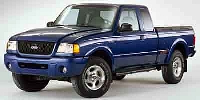 Ford Ranger Xl Verde 2001