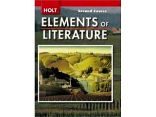 Elements of Literature Second