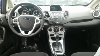 Ford Fiesta SE Gris Oscuro 2016