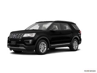 Ford Explorer Xlt Black 2016
