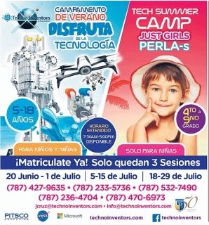 Campamento de Verano de Tecnología