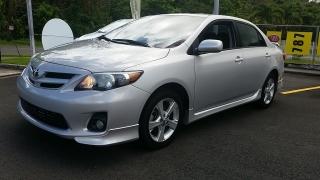 Toyota Corolla S Gris 2011