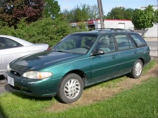 Se Vende motor y transmisión de Ford Escort 1997