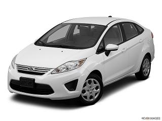 Ford Fiesta Se Gris 2012