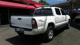 Toyota Tacoma Prerunner Blanco 2013