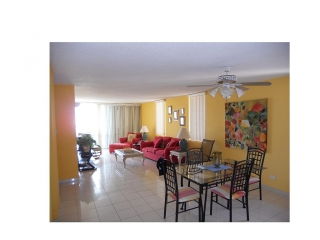 beautifully decorated apt. in the heart of the condado
