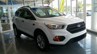 Ford Escape S White 2017