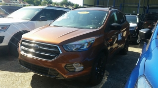 Ford Escape Se 2017