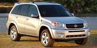 Toyota Rav4 4dr 2wd At Silver 2004