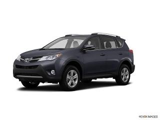 Toyota Rav4 Le Gris Oscuro 2014