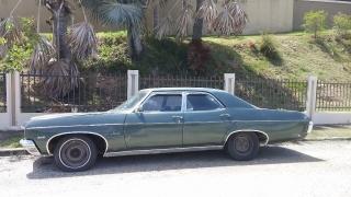 Chevrolet Impala 68 Verde