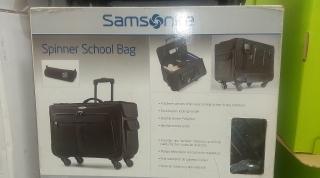 Bulto escolar Samsonite