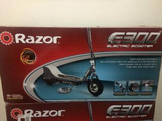 Scooter electronico (Razor)