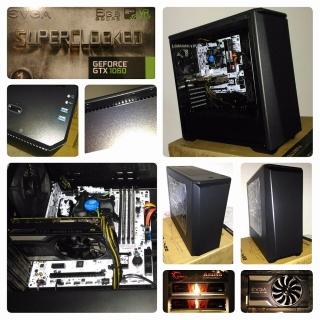 Gaming PC MSI GTX 1070 8GB OC Edition