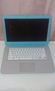 Laptop HP Chromebook 14 Azul Turquesa