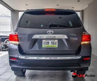 Toyota Highlander 2011 Gris