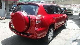 Toyota Rav4 4DR FWD LE Rojo 2012