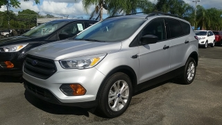 Ford Escape S Plateado 2017
