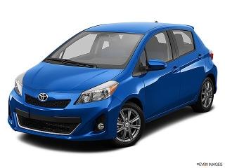 Toyota Yaris Se Azul 2014