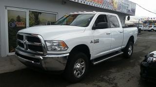 Ram 2500 SLT Blanco 2015