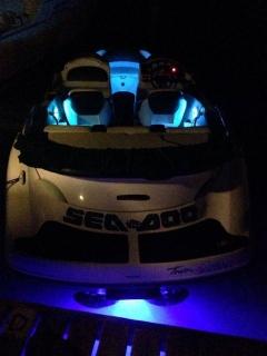 SeaDoo 1998 jetboat Challenger 1800