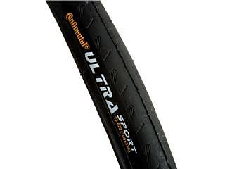 Gomas para Bicicletas CONTINENTAL ULTRA SPORT 700X23-25