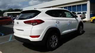 Hyundai Tucson SE Blanco 2017