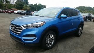 Hyundai Tucson SE Azul 2017