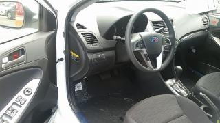 Hyundai Accent 5 Blanco 2016