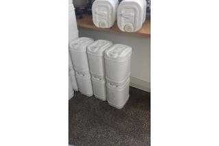 Tanque de agua potable Pequeño