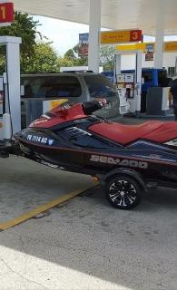 Seadoo RXT 215  año 2006