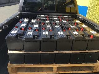 Baterias economicas 39.95 1 año de garantía