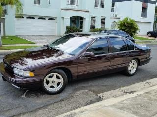 Impala SS del 1996 solo 9,168 Millas Originales