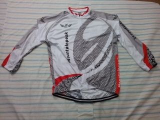 Camiseta de bicicleta