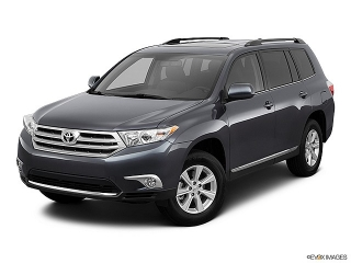 Toyota Highlander Gris 2011