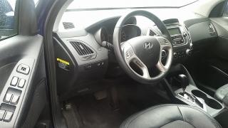 Hyundai Tucson GLS Azul 2013