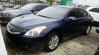 Nissan Altima 2.5 Sl Blue 2012