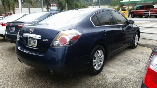 Nissan Altima 2.5 SL Azul 2012