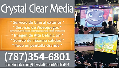 Crystal Clear Media