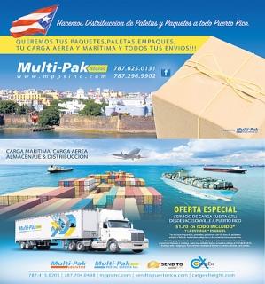 Multi-Pack Postal Service, Inc.