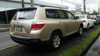 Toyota Highlander Dorado 2013