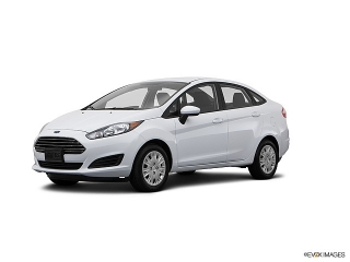 Ford Fiesta S Blanco 2014