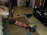 Scooter Eléctrica $100